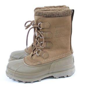 🌳 Sorel Caribou Men's Boots Sz. 9.5 🌳